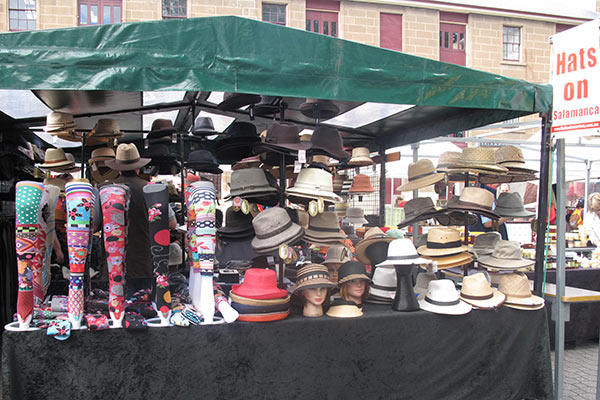 Hats on Salamanca